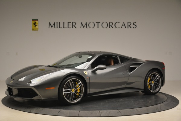 Used 2018 Ferrari 488 GTB for sale $249,900 at Maserati of Greenwich in Greenwich CT 06830 2