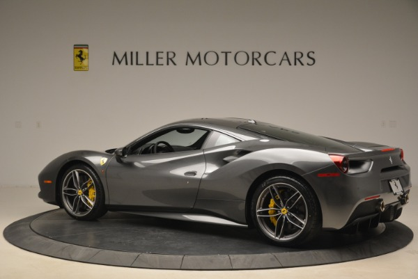 Used 2018 Ferrari 488 GTB for sale $249,900 at Maserati of Greenwich in Greenwich CT 06830 4