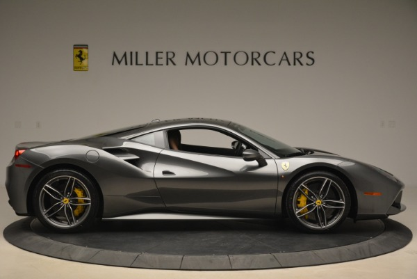 Used 2018 Ferrari 488 GTB for sale $249,900 at Maserati of Greenwich in Greenwich CT 06830 9