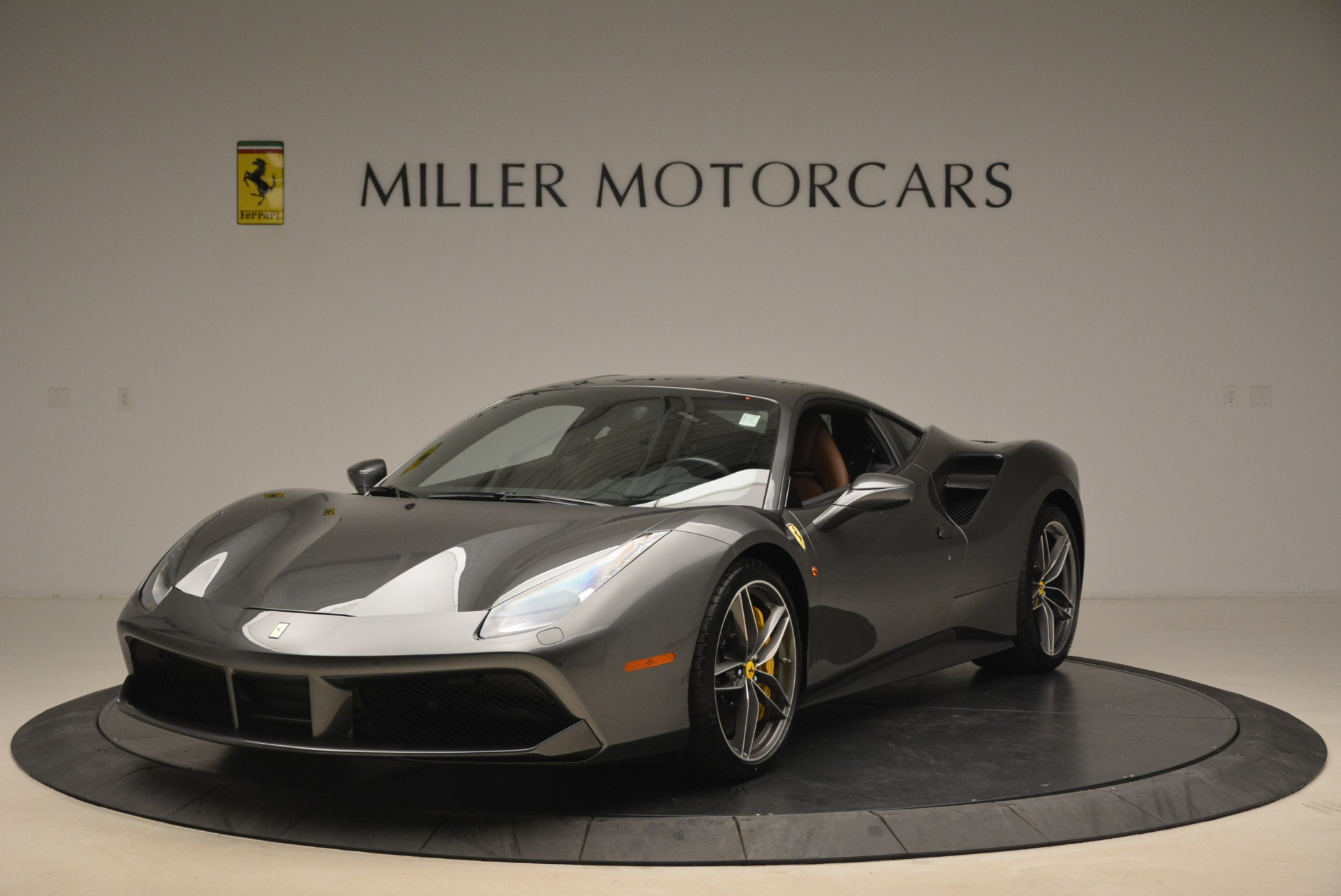 Used 2018 Ferrari 488 GTB for sale $249,900 at Maserati of Greenwich in Greenwich CT 06830 1