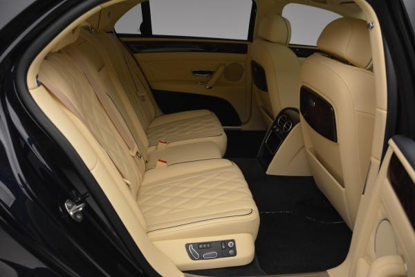 Used 2016 Bentley Flying Spur W12 for sale Sold at Maserati of Greenwich in Greenwich CT 06830 28