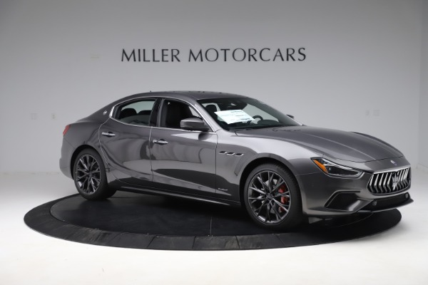 New 2019 Maserati Ghibli SQ4 GranSport for sale $100,695 at Maserati of Greenwich in Greenwich CT 06830 10