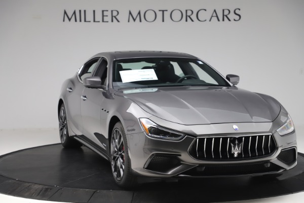 New 2019 Maserati Ghibli SQ4 GranSport for sale $100,695 at Maserati of Greenwich in Greenwich CT 06830 11