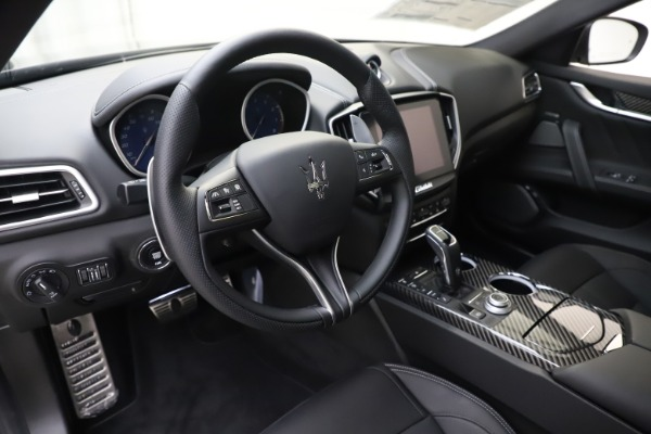 New 2019 Maserati Ghibli S Q4 GranSport for sale $100,695 at Maserati of Greenwich in Greenwich CT 06830 13