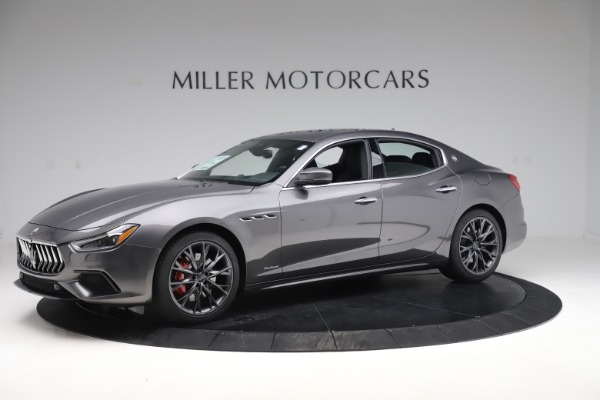 New 2019 Maserati Ghibli SQ4 GranSport for sale $100,695 at Maserati of Greenwich in Greenwich CT 06830 2