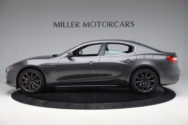 New 2019 Maserati Ghibli SQ4 GranSport for sale $100,695 at Maserati of Greenwich in Greenwich CT 06830 3
