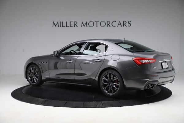 New 2019 Maserati Ghibli SQ4 GranSport for sale $100,695 at Maserati of Greenwich in Greenwich CT 06830 4