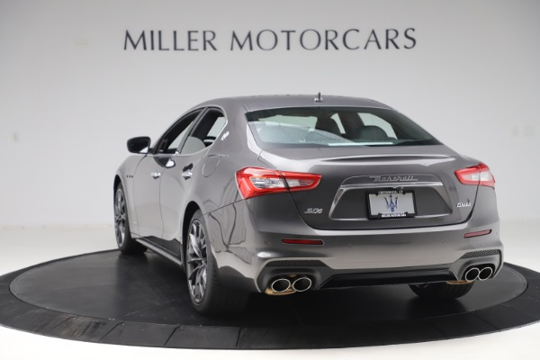 New 2019 Maserati Ghibli SQ4 GranSport for sale $100,695 at Maserati of Greenwich in Greenwich CT 06830 5