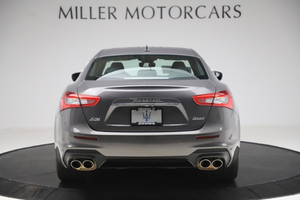 New 2019 Maserati Ghibli SQ4 GranSport for sale $100,695 at Maserati of Greenwich in Greenwich CT 06830 6