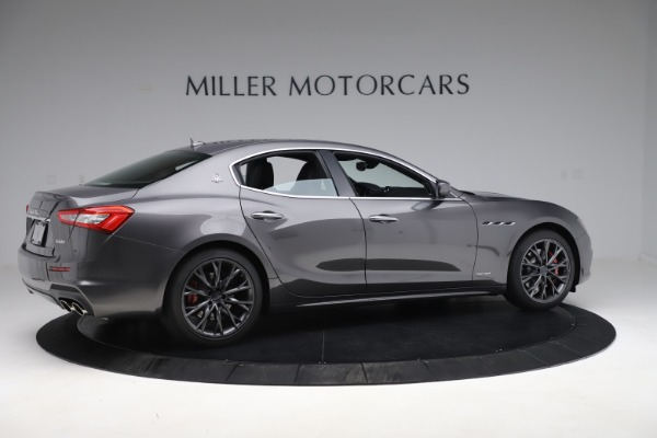 New 2019 Maserati Ghibli SQ4 GranSport for sale $100,695 at Maserati of Greenwich in Greenwich CT 06830 8