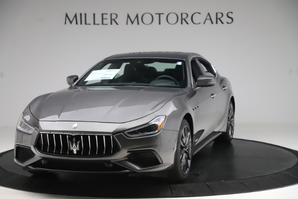 New 2019 Maserati Ghibli S Q4 GranSport for sale $100,695 at Maserati of Greenwich in Greenwich CT 06830 1
