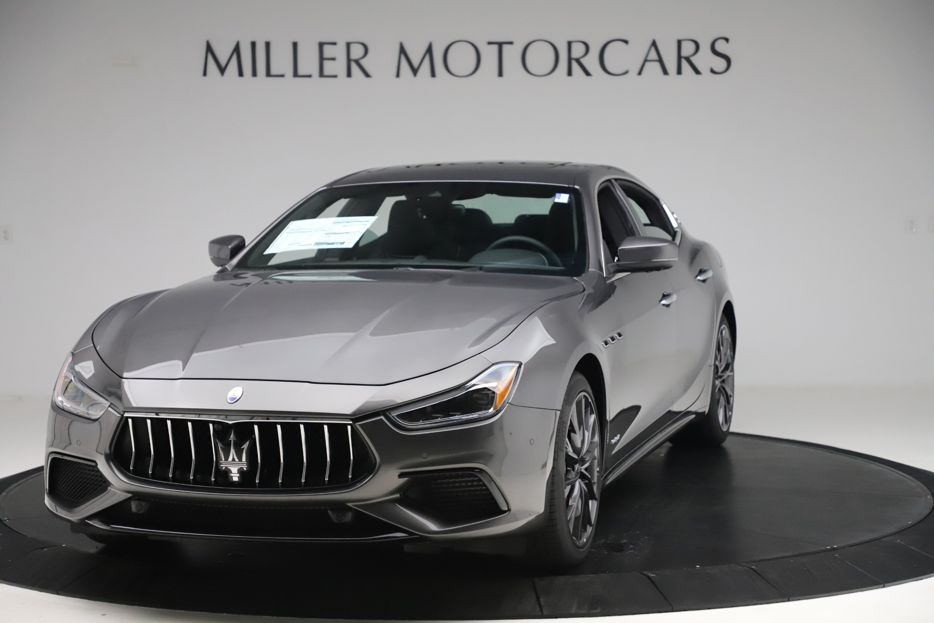 New 2019 Maserati Ghibli SQ4 GranSport for sale $100,695 at Maserati of Greenwich in Greenwich CT 06830 1
