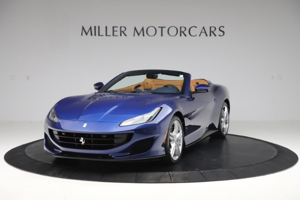 Used 2019 Ferrari Portofino for sale $234,900 at Maserati of Greenwich in Greenwich CT 06830 1