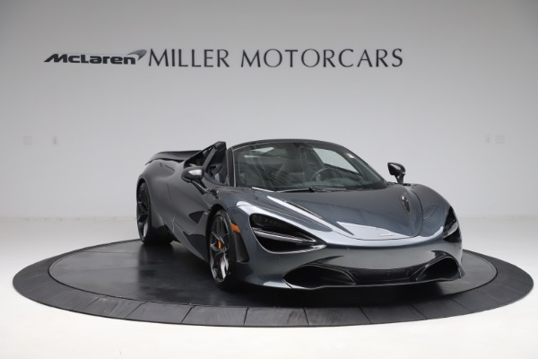New 2020 McLaren 720S Spider Performance for sale $384,930 at Maserati of Greenwich in Greenwich CT 06830 10