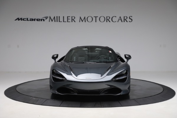 New 2020 McLaren 720S Spider Performance for sale $384,930 at Maserati of Greenwich in Greenwich CT 06830 11