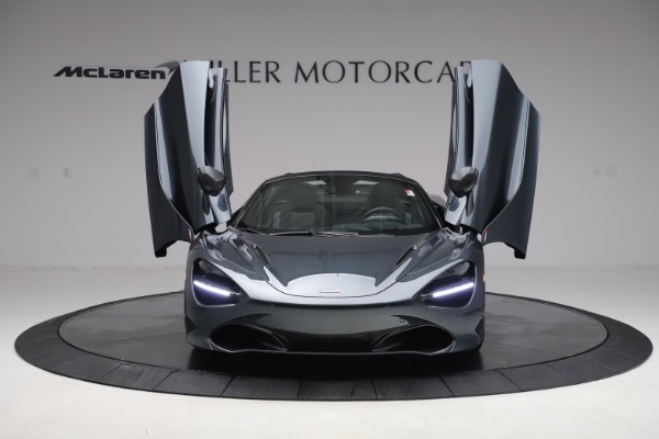 New 2020 McLaren 720S Spider Performance for sale $384,930 at Maserati of Greenwich in Greenwich CT 06830 12