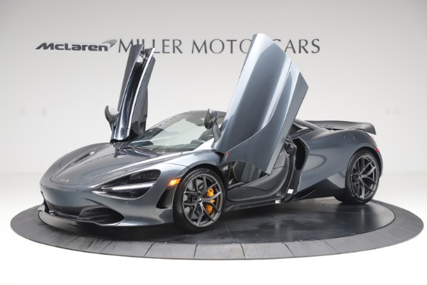 New 2020 McLaren 720S Spider Performance for sale $384,930 at Maserati of Greenwich in Greenwich CT 06830 13