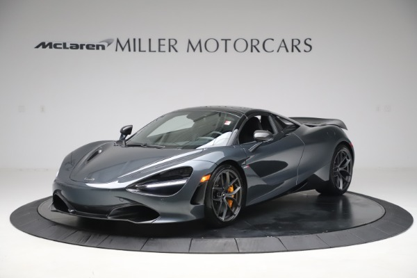 New 2020 McLaren 720S Spider Performance for sale $384,930 at Maserati of Greenwich in Greenwich CT 06830 14
