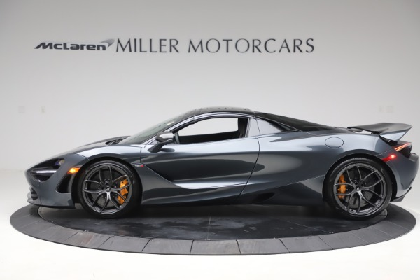 New 2020 McLaren 720S Spider Performance for sale $384,930 at Maserati of Greenwich in Greenwich CT 06830 15