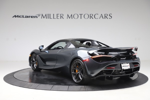 New 2020 McLaren 720S Spider Performance for sale $384,930 at Maserati of Greenwich in Greenwich CT 06830 16