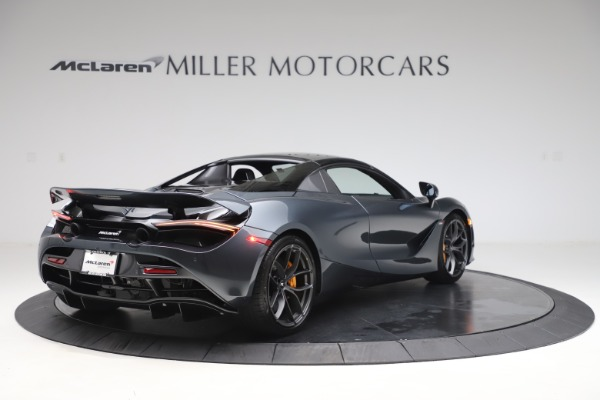 New 2020 McLaren 720S Spider Performance for sale $384,930 at Maserati of Greenwich in Greenwich CT 06830 18