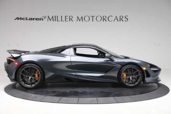 New 2020 McLaren 720S Spider Performance for sale $384,930 at Maserati of Greenwich in Greenwich CT 06830 19