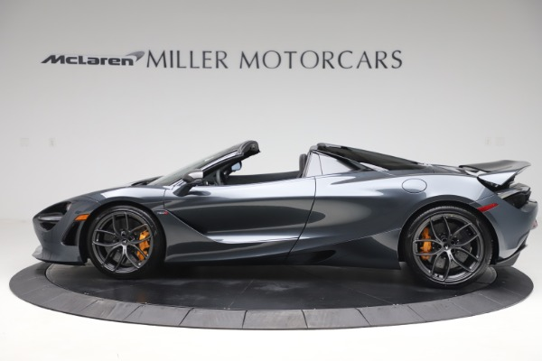 New 2020 McLaren 720S Spider Performance for sale $384,930 at Maserati of Greenwich in Greenwich CT 06830 2