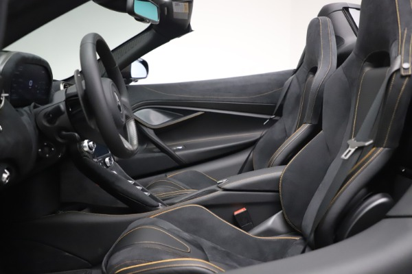 New 2020 McLaren 720S Spider Performance for sale $384,930 at Maserati of Greenwich in Greenwich CT 06830 23