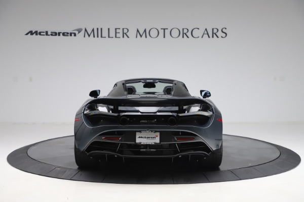 New 2020 McLaren 720S Spider Performance for sale $384,930 at Maserati of Greenwich in Greenwich CT 06830 5