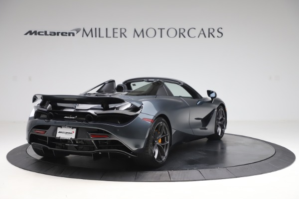 New 2020 McLaren 720S Spider Performance for sale $384,930 at Maserati of Greenwich in Greenwich CT 06830 6