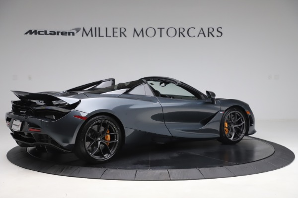New 2020 McLaren 720S Spider Performance for sale $384,930 at Maserati of Greenwich in Greenwich CT 06830 7
