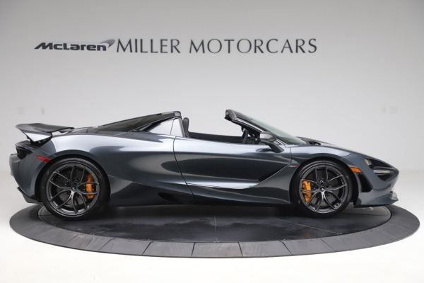 New 2020 McLaren 720S Spider Performance for sale $384,930 at Maserati of Greenwich in Greenwich CT 06830 8