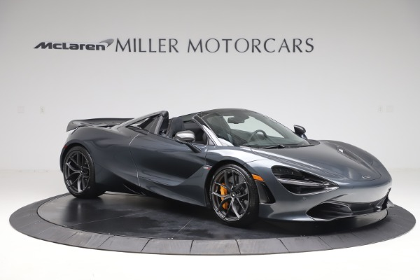 New 2020 McLaren 720S Spider Performance for sale $384,930 at Maserati of Greenwich in Greenwich CT 06830 9