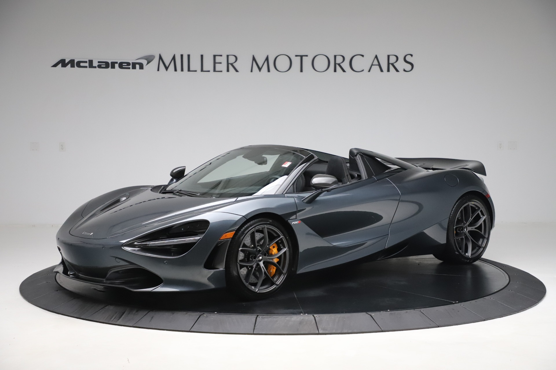New 2020 McLaren 720S Spider Performance for sale $384,930 at Maserati of Greenwich in Greenwich CT 06830 1