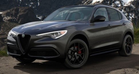 New 2020 Alfa Romeo Stelvio Sport Q4 for sale Sold at Maserati of Greenwich in Greenwich CT 06830 1