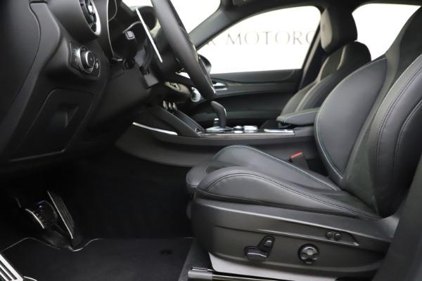 New 2020 Alfa Romeo Stelvio Quadrifoglio for sale $88,845 at Maserati of Greenwich in Greenwich CT 06830 14