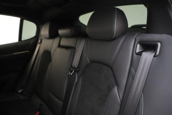 New 2020 Alfa Romeo Stelvio Quadrifoglio for sale $88,845 at Maserati of Greenwich in Greenwich CT 06830 18