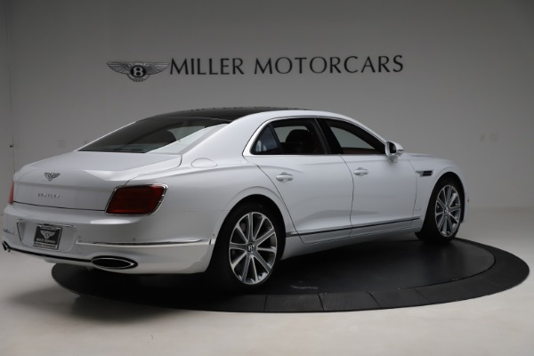 New 2020 Bentley Flying Spur W12 for sale $277,790 at Maserati of Greenwich in Greenwich CT 06830 8