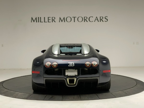 Used 2008 Bugatti Veyron 16.4 for sale Call for price at Maserati of Greenwich in Greenwich CT 06830 10