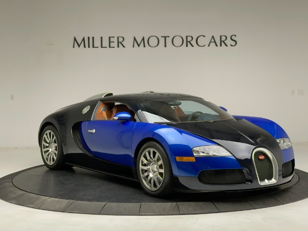 Used 2008 Bugatti Veyron 16.4 Base for sale Call for price at Maserati of Greenwich in Greenwich CT 06830 12