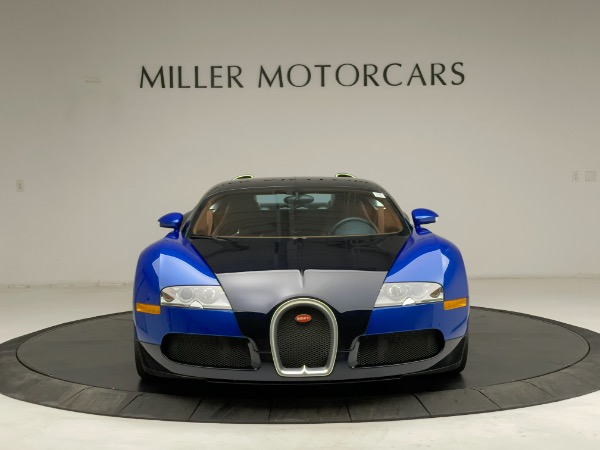 Used 2008 Bugatti Veyron 16.4 Base for sale Call for price at Maserati of Greenwich in Greenwich CT 06830 3