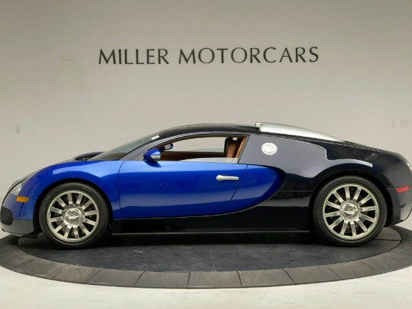 Used 2008 Bugatti Veyron 16.4 Base for sale Call for price at Maserati of Greenwich in Greenwich CT 06830 4