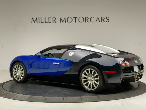 Used 2008 Bugatti Veyron 16.4 Base for sale Call for price at Maserati of Greenwich in Greenwich CT 06830 5