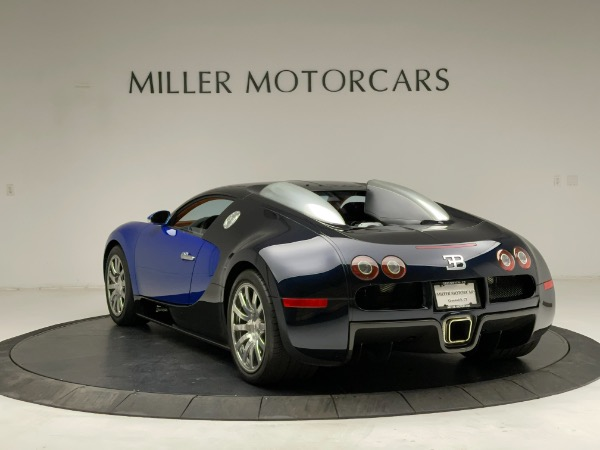 Used 2008 Bugatti Veyron 16.4 Base for sale Call for price at Maserati of Greenwich in Greenwich CT 06830 6
