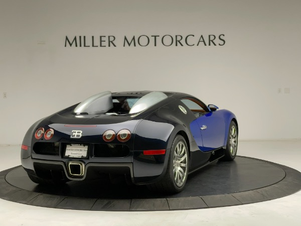 Used 2008 Bugatti Veyron 16.4 Base for sale Call for price at Maserati of Greenwich in Greenwich CT 06830 7