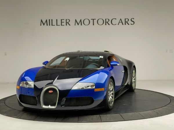 Used 2008 Bugatti Veyron 16.4 Base for sale Call for price at Maserati of Greenwich in Greenwich CT 06830 1