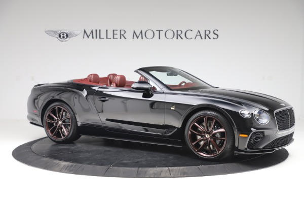 New 2020 Bentley Continental GTC Number 1 Edition for sale $331,585 at Maserati of Greenwich in Greenwich CT 06830 10