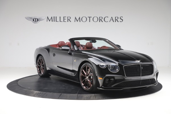 New 2020 Bentley Continental GTC Number 1 Edition for sale $331,585 at Maserati of Greenwich in Greenwich CT 06830 11