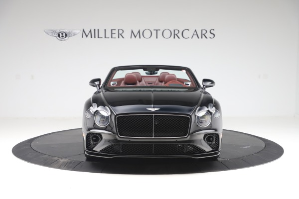 New 2020 Bentley Continental GTC Number 1 Edition for sale $331,585 at Maserati of Greenwich in Greenwich CT 06830 12