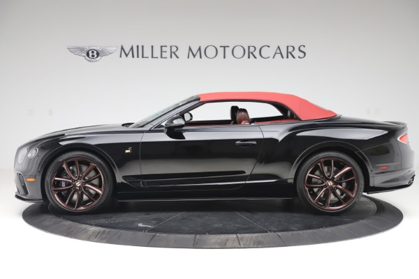 New 2020 Bentley Continental GTC Number 1 Edition for sale $331,585 at Maserati of Greenwich in Greenwich CT 06830 14